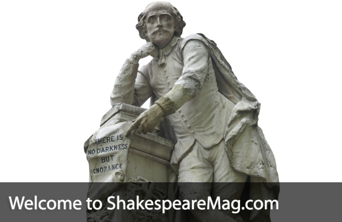 Educational and Learning Resource about the Works of Shakespeare